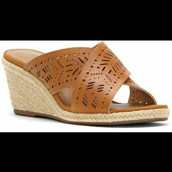 Lucky Brand Shoes - New Lucky Brand Keela Wedges